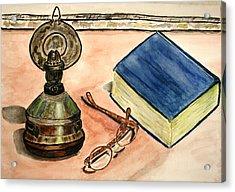 A Lampion. Acrylic Print