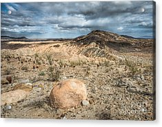 A Land Untamed Acrylic Print by Alexander Kunz