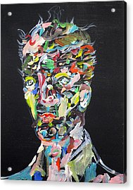 Acrylic Print featuring the painting A Life Full Of Oppurtunities by Fabrizio Cassetta