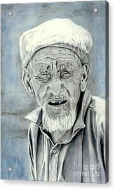 A Life Time Acrylic Print by Enzie Shahmiri