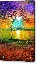 A Light Like Love Acrylic Print