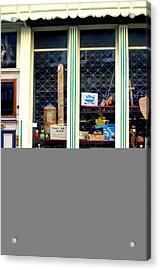 A Lovely Little Quaint Shop Acrylic Print by Jez C Self