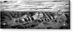 Acrylic Print featuring the photograph A Maze by Jon Glaser