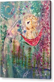 A Midday Dream Acrylic Print