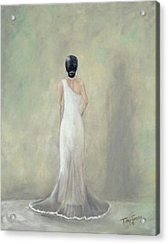 A Moment Alone Acrylic Print by T Fry-Green