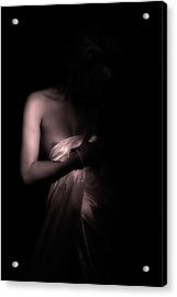 A Moment Acrylic Print by Exposed Arts