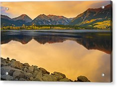 Acrylic Print featuring the photograph A Moment In Time by Tim Reaves