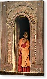 A Monk 4 Acrylic Print