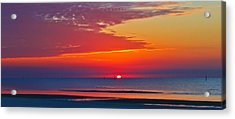 A New Day Acrylic Print by Brian Wright