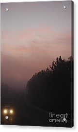 Acrylic Print featuring the photograph A New Day by Viktor Savchenko