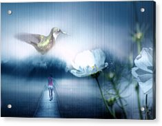 A New Dream Takes Hold Acrylic Print