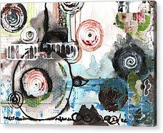 A New Paradigm Acrylic Print by Jay Taylor