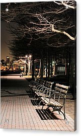 A Night In Hoboken Acrylic Print