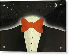 A Night Out With The Stars Acrylic Print by Thomas Blood