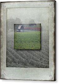 A Noir Tale Acrylic Print
