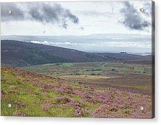 A Peak District View Acrylic Print
