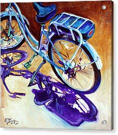 A Pedego Cruiser Bike Acrylic Print