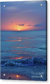 A Perfect Finish Acrylic Print