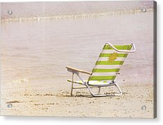 A Perfect Vacation Acrylic Print by JAMART Photography
