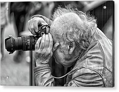 A Photographers Photographer Acrylic Print