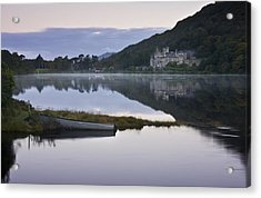 A Place For Introspection Acrylic Print by Gary Rowe