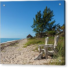 Acrylic Print featuring the photograph A Place In The Sun by Michelle Wiarda