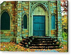 A Place Of Peace Acrylic Print by Lois Lepisto
