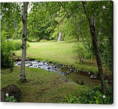 Acrylic Print featuring the photograph A Place To Dream Awhile by Ben Upham III