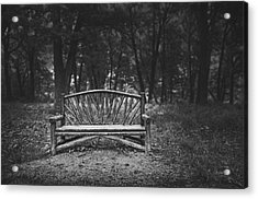 A Place To Sit 6 Acrylic Print