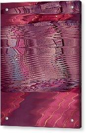 A Pocketful Of Miracles Acrylic Print by Anne-Elizabeth Whiteway