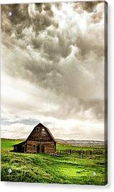 A Quiet Storm Acrylic Print by Humboldt Street