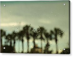 A Rainy Day Acrylic Print