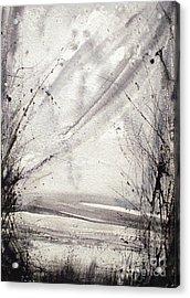 A Random Path Acrylic Print by Keran Sunaski Gilmore