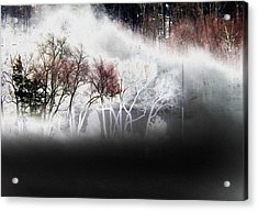 Acrylic Print featuring the photograph A Recurring Dream by Steven Huszar