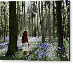 A Return To Innocence Acrylic Print