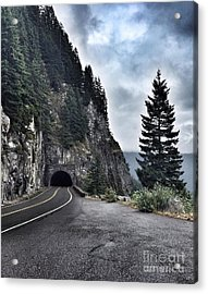 A Road To Nowhere Acrylic Print