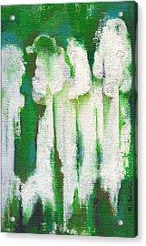 A Roar In The Forest 2 Acrylic Print by Ricky Sencion