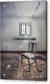 A Room For Thought Acrylic Print