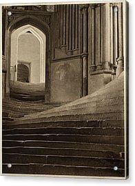 A Sea Of Steps Acrylic Print