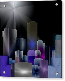 A Shining Light Acrylic Print