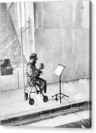 A Soldier's Song Acrylic Print