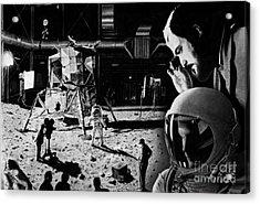 1969 - A Space Odyssey Acrylic Print