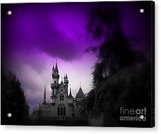A Spell Cast Once Upon A Time Acrylic Print
