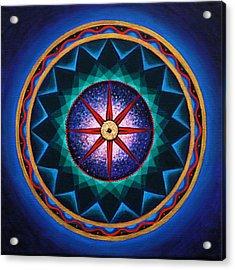 A Star Is Born Acrylic Print