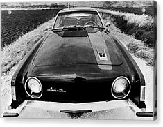 A Studebaker Avanti Acrylic Print by Underwood Archives