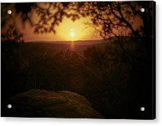 A Sun That Never Sets Acrylic Print