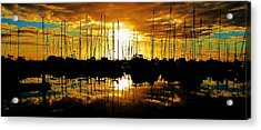 Acrylic Print featuring the photograph A Sunrise Forever by John King