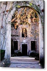 A Taste Of Italy Acrylic Print