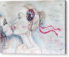 A Taste Of Spring Acrylic Print