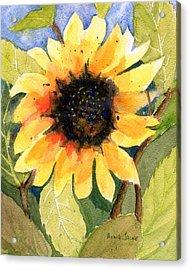 A Taste Of Sunshine Acrylic Print